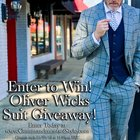 Win a FREE Custom Oliver Wicks Suit! {??} (11/25/18)