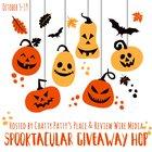SPOOKtacular Giveaway Hop $25 Amazon (10/19/2018) {US}