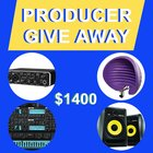 Win a complete producer package worth over $1.500! (5-winners) {WW} (10/14/2018)