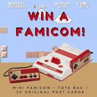Japanese Famicom Mini Giveaway {WW} (15 July 2018)