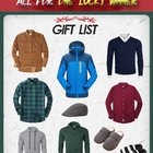 Mocotono X-max Gift (Winter Coat, Corduroy Jackets, V Neck Sweater, Turtle Neck Sweater, Oxford Shirt, Flannel Plaid Shirts, Fleece Hooded Sweatshirt, Flat Cap, Stripe Slipper and Cotton Slipper) (12/20/2018) {??}