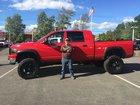 Got the dream truck
