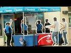 Pick up food order twin Dejavu Prank