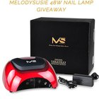 Instagram 48w led nail lamp giveaway perfect for nail lovers