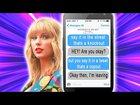 Taylor Swift Lyric Prank Call