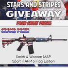 Stars And Stripes AR-15 Giveaway (07/06/2017) {US}