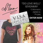 Do Love Well February Giveaway. 3 Winners! $200 in prizes. (02/22/2019) {??}