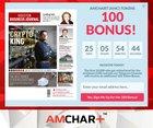 Special Offer: 100 Token Bonus Today! Register Now: https://amchart.tokeny.com/
