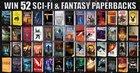 Ultimate Paperback Giveaway - SFF Book Bonanza - Win 52 Sci-Fi & Fantasy Paperbacks (07/31/2017) {WW}