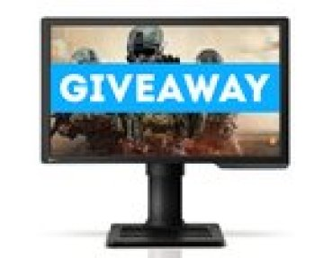 Win a 144Hz Monitor (3x total to three different people)
