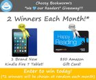 Win a Kindle Fire 7 Tablet or $50 Amazon gift card! (9/30/18) {WW with restrictions}