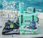2019 Dorado Wallet Angler's Giveaway - Enter for a chance to win a fishing charter for two out of Gulf Breeze Florida {US} (10/31/2019)