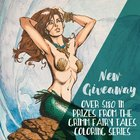 Zenescope + Cleverpedia Massive Coloring Book Giveaway – 5 winners ($180 vaule!) (06/27/2017) {US}