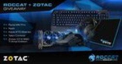ROCCAT & ZOTAC Ultimate Gaming Bundle Giveaway