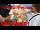 Asking random people to f*ck my wife