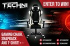 ENDS SOON Less Than 20 HRS! Win A TechniSport Gaming Chair! ARV $299 {WW} (7/30/17)