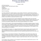 """Rep. Doug Collins threatens private company with """"severe consequences"""" for exercising choices that are in the best interest of their stockholders."""
