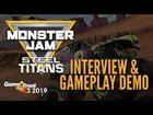 MJ Steel Titans Interview