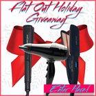 3 lucky winners will receive: 1 Vibrating Flat Iron 1 Wet/Dry Flat Iron 1 Dryer 12/10 {??}