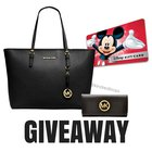 Win a $200 Disney Gift Card and Michael Kors Bag+more {WW} (8/30/2017)