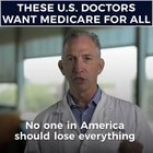 @SenSanders: American doctors are sick and tired of our inefficient, wasteful, dysfunctional health care system. They want Medicare for all.