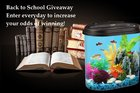 Win a Back to School Aquarium Kit {US} (??)
