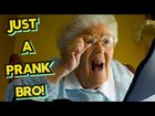Old People React To Prank Calls