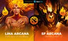 Dota2Core & SkinCoin Giveaway! Win 1 of 2 Dota 2 Arcanas! (11/01/2017) {??}