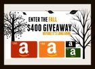 🎃 2018 Fall $400 Giveaway | The Kindle Book Review {??} (10/31/2018)