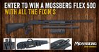 $600 Mossberg FLEX 500 Shotgun (11/01/17) {us}