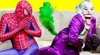 Spiderman Joker Funny Fart Prank   Spiderman Joker Poo Farting Pranks   ...