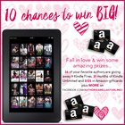 Win 9 Kindle Fires, $125 of Amazon Gift Cards, 21 Months of Kindle Unlimited! {WW} (6/15)