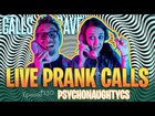 An insane night of hallucinogenic inspired Live Prank Calls (One that went very very south)