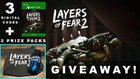 Layers of Fear 2 Mega Giveaway! (5/29/2019) {WW}
