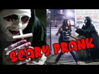 SCARY NUN PRANK | People Run For Their Lives