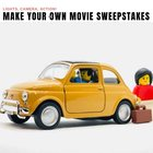 Enter for a chance to win Klutz Lego Make Your Own Movie Kit (02/07/2019) {US CA}