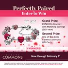 Win a Pandora Bracelet and Earrings!$650 Value! End s 2/12 {US}