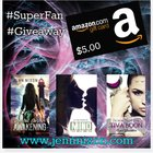 $5 Amazon GC & Ebook Prize Pack from @JennNixon Giveaway {WW} (04/30/2019)