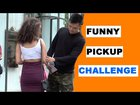 Funny Pick Up Challenge PART 1 | Belgrade | Asian PUA