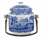 Win a Portmeirion Spode Blue Italian 200th Anniversary Biscuit Barrel {US} (9/15/2017)