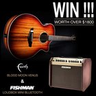The Biggest Guitar Giveaway in the World! Faith Guitars and Fishman (06/17/2019) {WW}