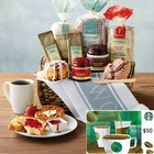 Starbucks Deluxe Breakfast Bakery Gift Basket Sweepstakes {US}(6/24/18)