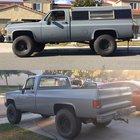 1986 USMC M1008 - my daily driver