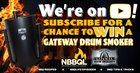 Win a gateway drum smoker in the national bbq league giveaway 09/30 {??}
