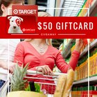 {??} $50 Target Gift Card - 2 Winners (07/31/2017)