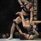 """Amanda Nunes: """"We will have a new date soon. thank you very much everyone."""""""