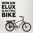 Win an Elux Electric Bike valued at $1895! (02/28){US}