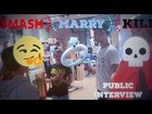 """THIS IS MY FRIENDS FIRST PRANK VIDEO """"SMASH, MARRY, KILL! HUGE FORFEIT! (public experiment)"""""""