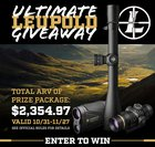 Win the Ultimate Leupold Hunting Giveaway arv $2355 (11/31/2019) {US}