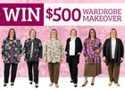Win $500 Wardrobe Makeover(6/21/2017){??}